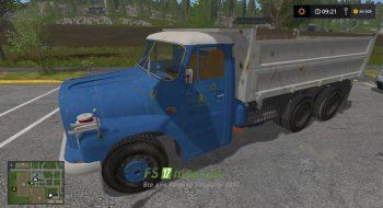 Грузовик Tatra 148 S3