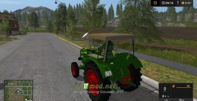 Трактор Deutz D40 Allrad