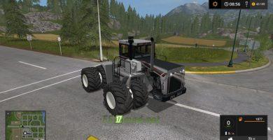 Трактор BIG BUD 740 для игры Farming Simulator 2017