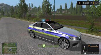 Mercedes-Benz C 250 AMG (W205)