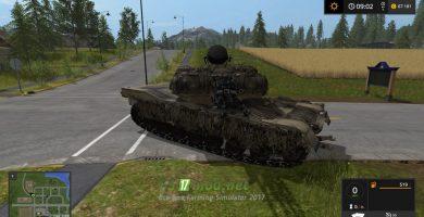 Танк ЗСУ-24-3 Шилка