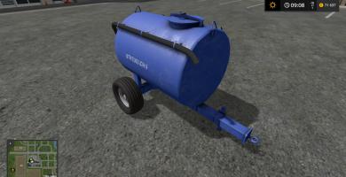 Бочка с топливом для игры Farming Simulator 2017