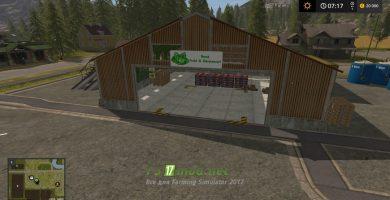 Мод на карту Norwegian Forest для игры Фермер Симулятор 2017