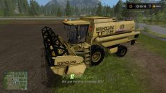 Мод New Holland TF78