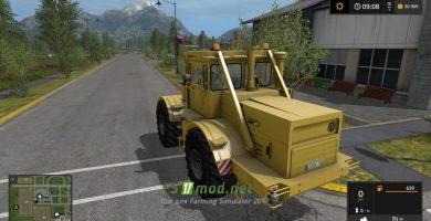 Мод на K-700A для игры Фермер симулятор 2017