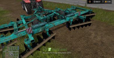БДП-6.3 с трактором