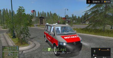 VW T5 NEF