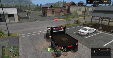 Мод Dodge 3500 HD для игры в FS 2017