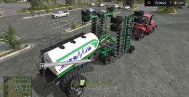 Сеялка Agromash IAD15 для игры Фермер Симулятор 2017