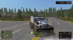 Мод на Урал «Вездеход» для Farming Simulator 2017