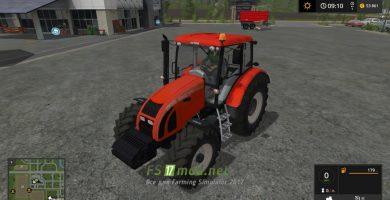 Трактор Zetor Forterra 11441