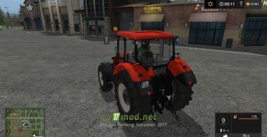 Трактор Zetor Forterra 11441 для игры Farming Simulator 2017