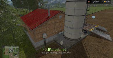 Мод на Sell Point Placeable для игры Фермер Симулятор 2017