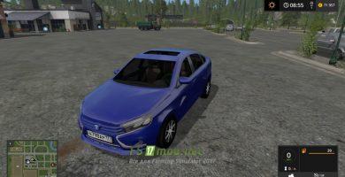 Автомобиль Лада-Веста