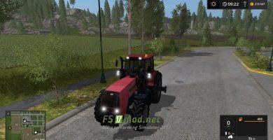 Беларус-3022ДЦ с освещением
