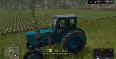 Мод трактор Т-40АМ