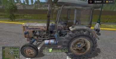 Мод на трактор Ursus C360