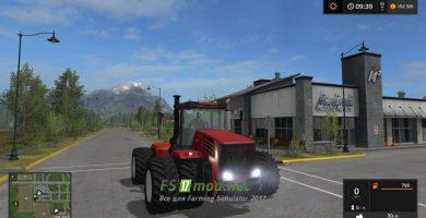 Трактор Кировец-K744Р4 премиум