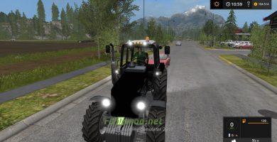 Мод на трактор Беларус МТЗ 1221 В для игры Фермер Симулятор 2017