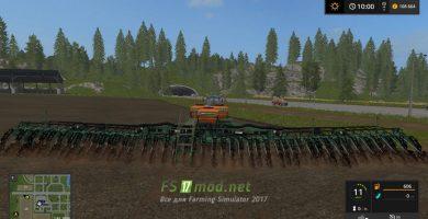 Мод на Stara Аbsoluta 44 для игры Farming Simulator 2017