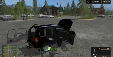Автомобиль Нива Chevrolet
