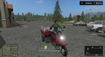 Мод «Муравей» для игры Симулятор Фермера 2017
