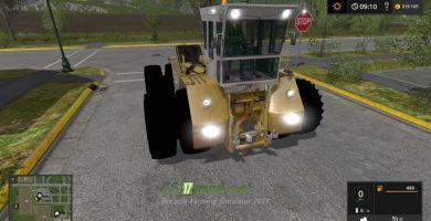 Мод на трактор RABA STEIGER 180 для игры FS 2017