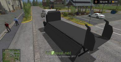 Мод на грузовик MAN 22S TGS