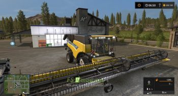 New Holland CR1090 Pack Morerealistic