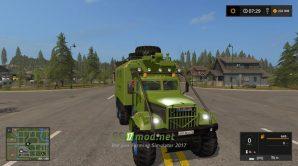 КРАЗ-255Б Лаптежник
