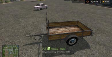 Мод Krone Emsland Trailer Autoload для Farming Simulator 2017