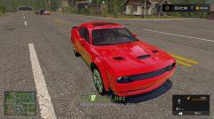 Автомобиль Dodge Challenger Srt Hellcat (LC)