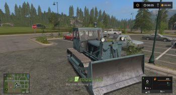 ЧТЗ-Т-100