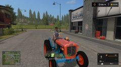 Трактор Lamborghini 1R для игры для игры Фермер Симулятор 2017