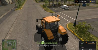 Трактор Renault Atles 925RZ