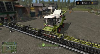 Мод на Claas Lexion Ultimate Map Pack
