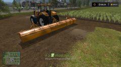 Мод на Ground Modification 10 Meter для игры Симулятор Фермера 2017