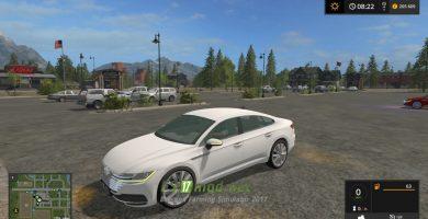 автомобиль Volkswagen Arteon Elegance 2017