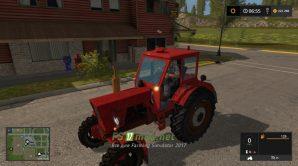 Мод на трактор Беларус MТЗ -52 для игры Симулятор Фермера 2017