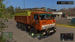 Грузовик КАМАЗ 532121 для игры в Фарминг Симулятор 2017