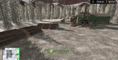 Frostline Ridge Logging