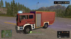 Мод на MAN TGM Equipment Cart Logistics 2