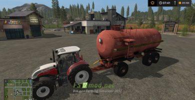 МЗХТ-16 с трактором