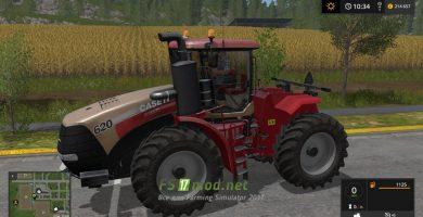 Мод на трактор Caseih Steiger USA для игры Симулятор Фермера 2017
