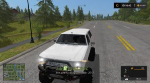 Автомобиль KST Bronco для Фермер Симулятор 2017