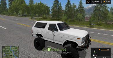 Автомобиль KST Broncо