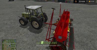Mод на сеялки CЗT 5.4 + сцепка для Farming Simulator 2017