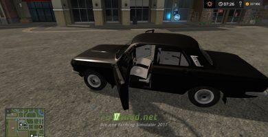 Автомобиль ГАЗ 24