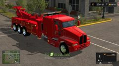 Мод на Kenworth Tow Truck