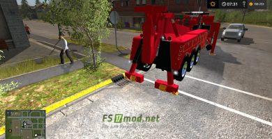 Тягач Kenworth Tow Truck